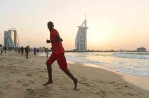 Mo Farah Brings Dubai To Life Using 360-Degree Technology