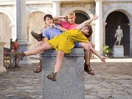 Manners McDade's Oli Julian and Nick Foster Score 'Plebs' Season 5