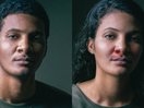 Men Face the Fear of Domestic Violence with FaceApp
