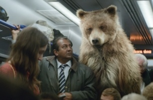 Hard-working Mama Bear Takes a Break in Lovely New Center Parcs Ad