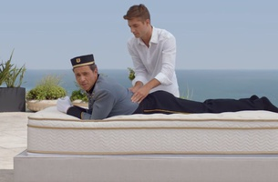 Saatva Mattresses and Preacher Offer the Path to Sleep Enlightenment