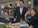 Boys+Girls, Three and Samsung Reunite Irish Families with The Connected Restaurant