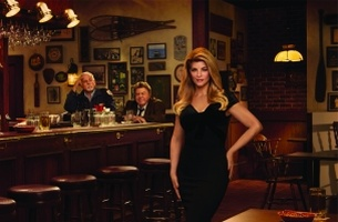 New Jenny Craig Campaign Reunites Kirstie Alley with the Cast of 'Cheers'