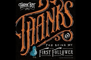 Odysseus Arms Creates Thankbot Twitter Tool to Reveal Your #FoundingFollowers