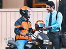 Uber Moto Doesn't Let the Traffic Beat Your Dreams