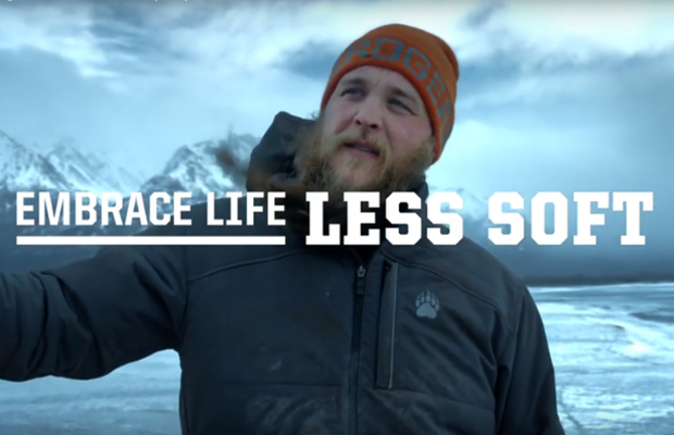 Duluth Trading Co. Use Real Alaskan Men in First Major Ad Campaign for Alaskan Hardgear