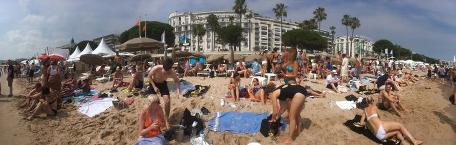 LBB & Friends Beach at Cannes Lions: It's a Wrap!
