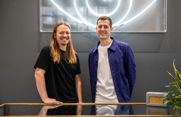 Uncommon Hires Creative Duo Jonas Roth and Rasmus Smith Bech