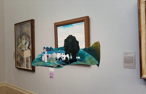 The Mill Brings Artworks to Life Through Augmented Reality at the Tate Britain