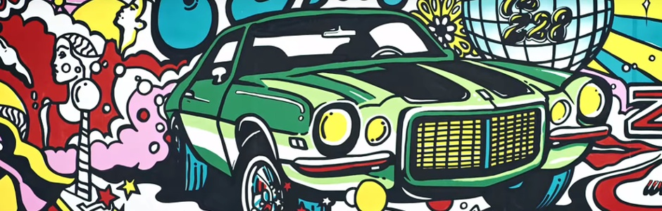 McCann Celebrates 50 Years of the Chevrolet Camaro