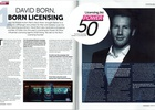 Born Licensing's David Born Featured in Licensing.biz Power 50