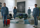 Oscar Hudson Shoots Synched Up Shape-Shifting Sofas to Show How IKEA Suits Every Season
