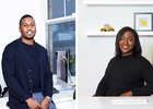 5 Minutes with… Samantha & Aaron Edwards