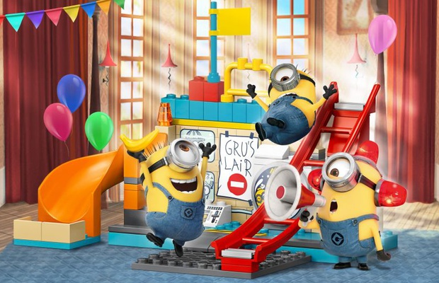 Gameloft for Brands Brings the LEGO Minions Play Universe to Minion Rush in Crossover Event
