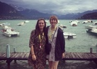 Sophie Woods' Annecy Diary #1