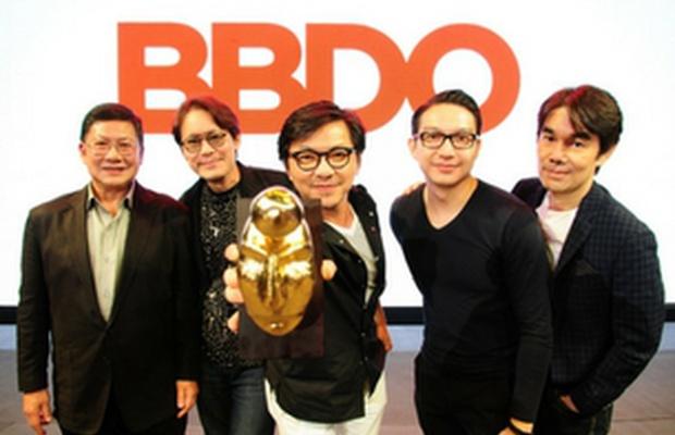 BBDO Bangkok Named Agency of The Year For Third Time at