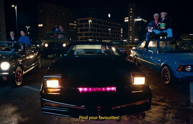 CZAR Director Boris Booij Has Worlds Colliding in T-Mobile 'Unlimiteds' Spot