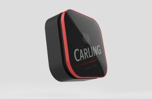 Order Beer At The Push Of A Button Thanks To Carling