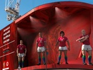 Vodafone Brings Lions Partnership to Life in 3D with Piccadilly Lights Activation