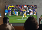 Samsung's 4K Campaign From adam&eveDDB Is Made for Football