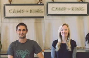 Camp + King Hires Heather Lord & Cameron Twombly