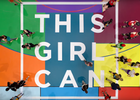 Framestore and #ThisGirlCan Return with Mighty New Campaign