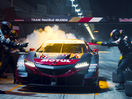 Juice Takes a Fast Ride With Team Mugen for the Honda NSX Race Car