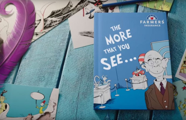 Farmers Insurance Celebrates Dr. Seuss' Birthday with Animated Read-Along