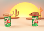 Impero's New Campaign for 7UP LATAM is a Stop Motion Extravaganza