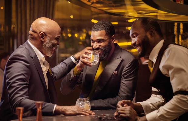 Schweppes Shines a Light on Effortless Adulting Moments in Here's to Character