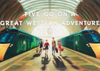 GWR - Five Go On a Great Western Adventure