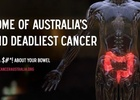 Bowel Cancer Australia's Bold Campaign Gives a Voice to the Deadly Condition