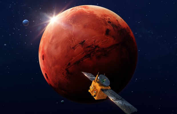 Paint the Town Red: How Creativity Boosted the UAE's Mission to Mars