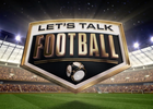 Star Sports - Let's Talk Football title sequence and show package