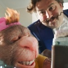 Go Compare's Gio Shows Us How to Flush Away Our Monster Bills in Latest Spot
