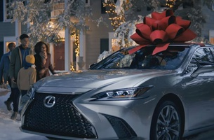 Lexus Is Making December a Month to Remember in New Campaign from Team One