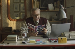 This Polish Christmas Ad About a Man Learning English is One of the Season's Sweetest Yet