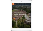 Royal Holloway, University of London Launches New Website with Splendid Unlimited
