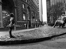 McCann's 'Fearless Girl' Stares Down Wall Street's Charging Bull on IWD 2017