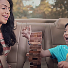 Lowe Lintas Bangalore's Jenga-Themed Campaign for MRF Tyres is Strong and Stable
