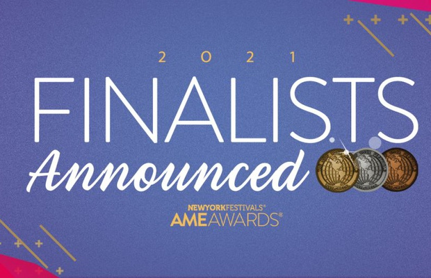 New York Festivals 2021 AME Awards Announces Finalists
