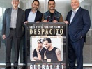 Sony/ATV Honours Luis Fonsi with Global #1 Award for 'Despacito'