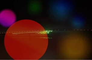 Colenso Creates Lighting Spectacular for Auckland Harbour Bridge to Communicate Bright Future