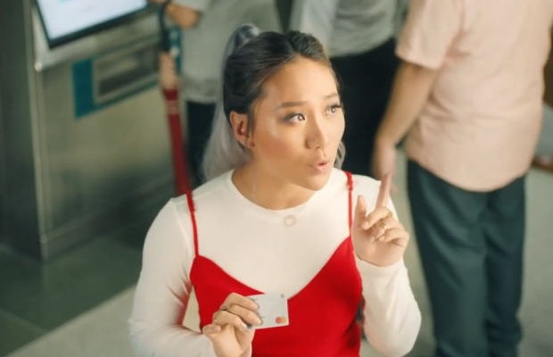 Mastercard Gets Lyrical about Contactless Payments with Mini Music Videos