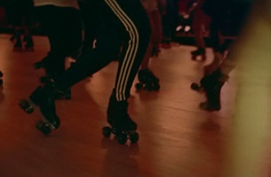 John Merizdale Heads to Iconic Atlanta Roller Rink for SG Lewis Promo
