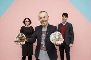 Young Creatives Go for Gold Supporting Irish Charities