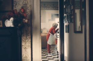 BSSP's First Campaign for Michael Angelo's is Inspired by Nonna