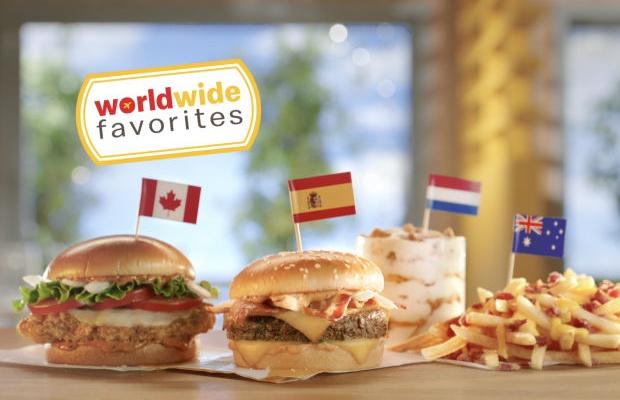 Around the World Is Now around the Corner in McDonald's Latest Ads