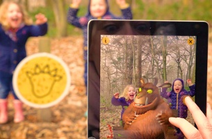 Nexus Brings The Gruffalo to Life in the Forest