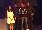 JWT Bangkok Wins Three Grand Prix at Spikes Asia for Touchable Ink